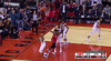 Jonas Valanciunas with the great assist!