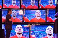 Сборная по телерейтингам обогнала новогоднее обращение Путина. Такого не было с 2008-го