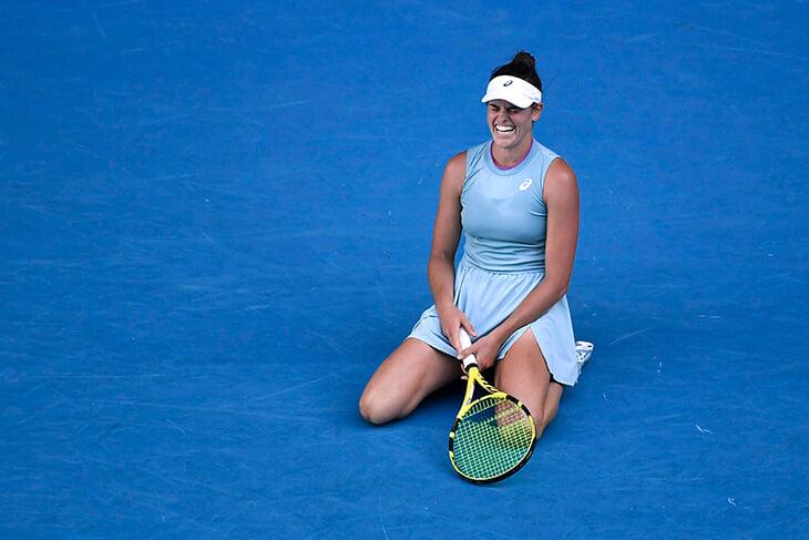 Осака – в финале Australian Open: превзошла Серену во всем и поразила характером. Теперь сыграет с внезапной Брэди