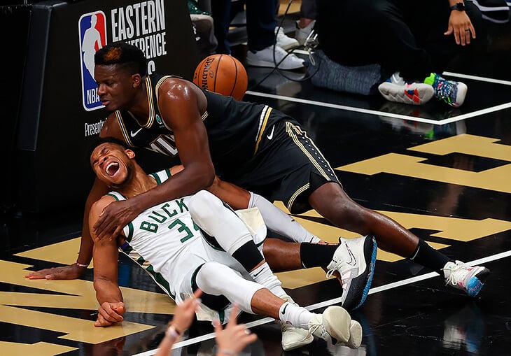 Главная история этого плей-офф НБА – бесконечные травмы. Из звезд в лазарете можно собрать Дрим-Тим