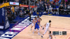 A highlight-reel play by Trey Lyles!