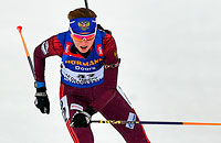 Драма в эстафете: Юрлова зашла на круг и упустила медаль