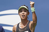 Серену с Australian Open выбила Ван Цян. Она проиграла их прошлый матч за 44 минуты и плохо выступала на западе без китайской кухни