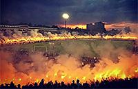 Партизан, высшая лига Сербия, болельщики