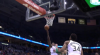 Giannis Antetokounmpo with the great assist!