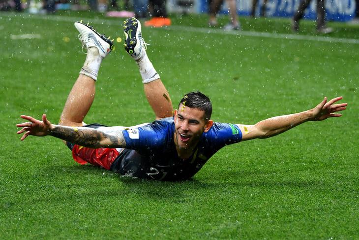 Люка и Тео Эрнандесы теперь оба в сборной Франции. Они выросли в Испании и хотели играть за нее – но передумали