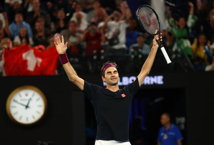Федерер выиграл триллер, 5 игроков из топ-10 посева вылетели. Полоумная пятница на Australian Open