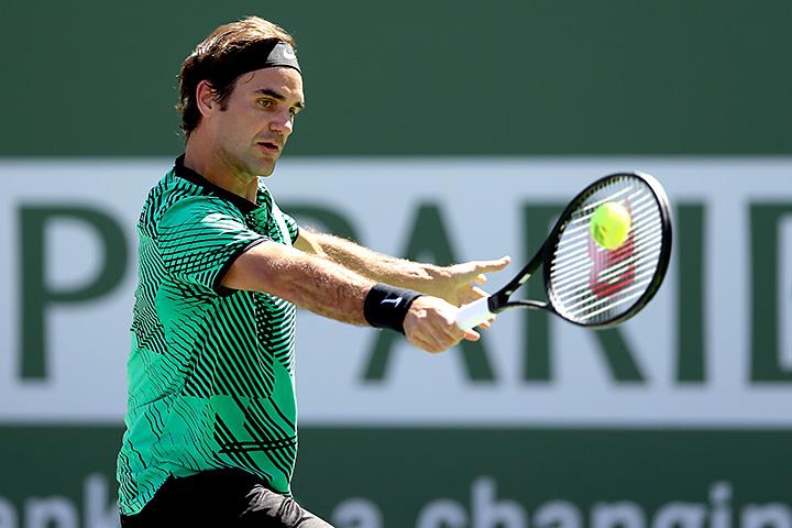 Роджер Федерер, рейтинги, ATP