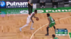RJ Barrett 3-pointers in Boston Celtics vs. New York Knicks