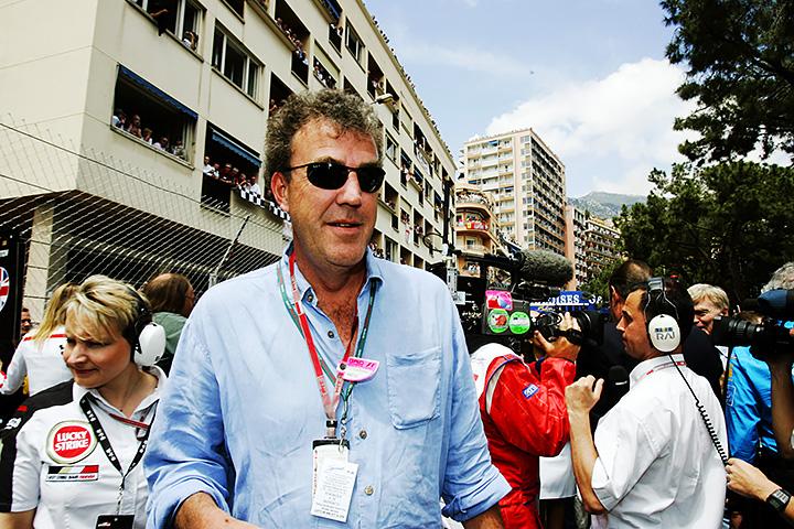 Джереми Кларксон, Top Gear