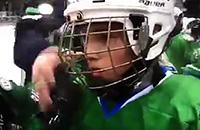Дарья Миронова, Салават Юлаев, видео, детский хоккей, интервью