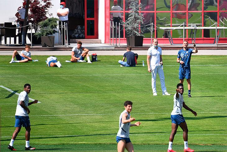 Кажется, российский футбол все ближе – уже разработан протокол возвращения по примеру Германии