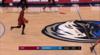 Meyers Leonard with the big dunk
