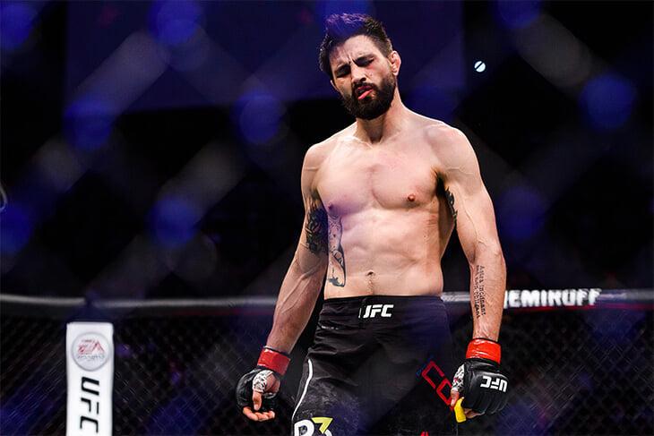 Любимчик фанатов UFC 2010-х вернулся. Карлос Кондит победил впервые за 5 лет