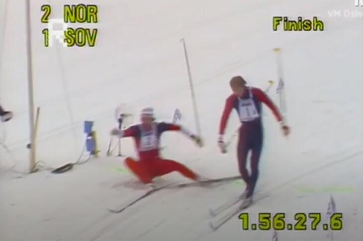 чемпионат мира, Оддвар Бро, сборная Норвегии, сборная России (лыжные гонки), Александр Завьялов