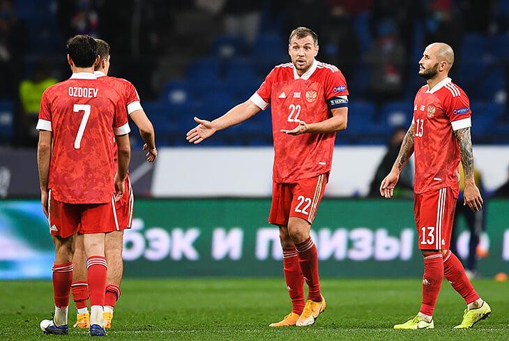Показали гостевую форму сборной России: похожа на ту, в которой обыгрывали голландцев на Евро-2008