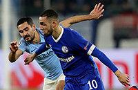 «Сити» проиграл «Шальке» первый тайм. Два пенальти в ворота команды Пепа