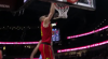 Alex Len hammers it home