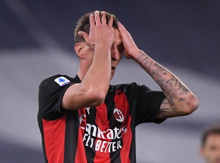 После объявления Суперлиги у ее клубов 10 побед в 22 матчах, «Милан» вообще все проиграл