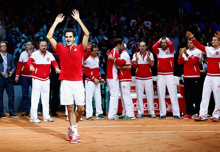 Федерера гонят на пенсию все 2010-е. А он побеждает 4-е поколение соперников, переизобретает себя и теннис