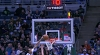 John Henson skies for the big oop