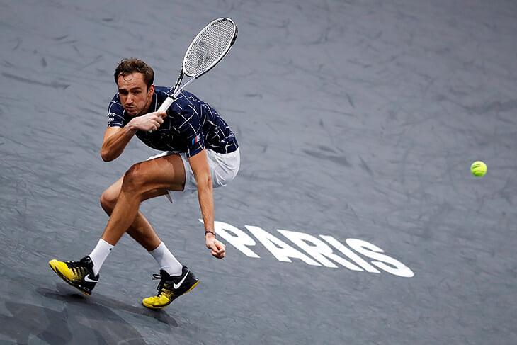 Медведев проводил квелый сезон – но внезапно набрал форму и вышел в финал «Мастерса»
