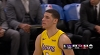 A great dime by Lonzo Ball leads to the score