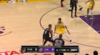 Anthony Davis Blocks in Los Angeles Lakers vs. Portland Trail Blazers