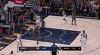 Davis Bertans Blocks in Utah Jazz vs. San Antonio Spurs