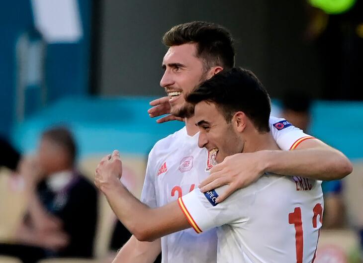 У Испании самая качественная игра на Евро, но они не умеют защищаться (сзади – ад!). Хорошо, что защищаются очень редко