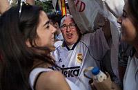 Реал Мадрид, Атлетико, Лига чемпионов, болельщики