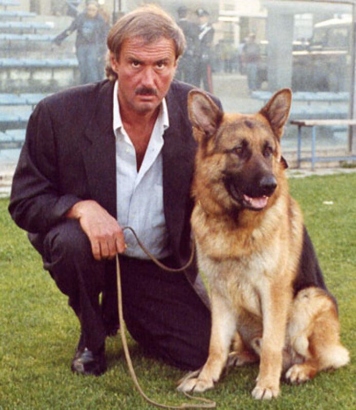 Пес, купивший виллу Марадоны, был президентом итальянского клуба. Теперь автор этого безумия в белорусском футболе