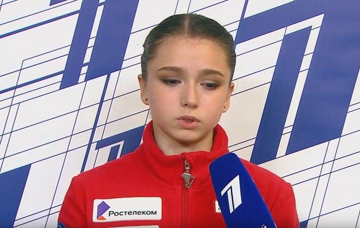 Плющенко – Тутберидзе – 1:0. Все решил крах Валиевой: из-за двух падений она растеряла большое преимущество над Трусовой