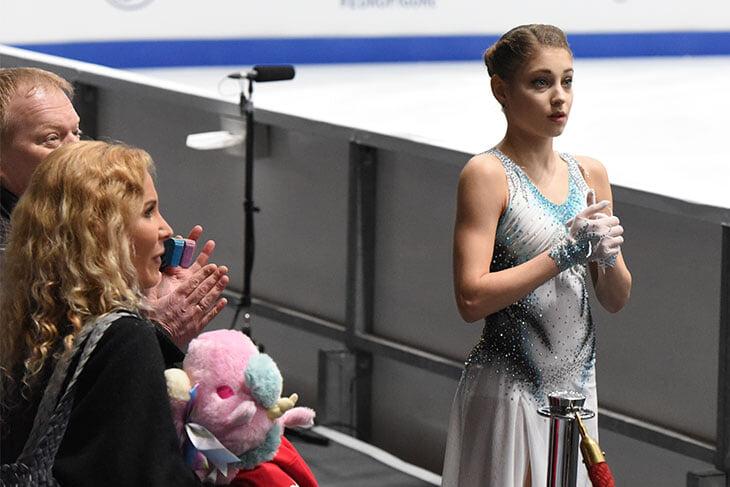 Лучший сезон Косторной, после которого она ушла от Тутберидзе: выучила ультрапрыжок из-за обидных комментариев и взяла два титула