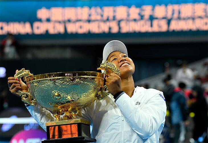 Наоми Осака заработала $37,4 млн за год. В женском спорте так много не получали даже Шарапова и Серена