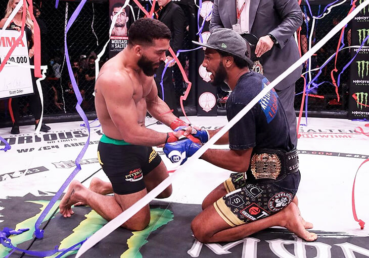 🔥 Жаркая ночь в Bellator: Макки уничтожил Питбуля в гонке за миллион, команда Хабиба снова победила, а брат Забита – дебютировал в США