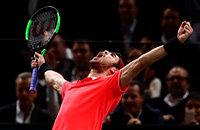 Хачанов вынес Джоковича в Париже! Лучший момент в нашем мужском теннисе за 10 лет