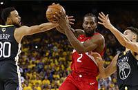 Вот так забирают титулы – и не только в НБА. Кавай вытащил «Торонто», набрав 36 очков