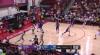 Wenyen Gabriel Blocks in LA Clippers vs. Sacramento Kings