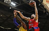 Turkish Airlines EuroLeague, ЦСКА, Маккаби FOX