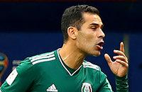 ЧМ-2018, Сборная Мексики по футболу, Рафаэль Маркес