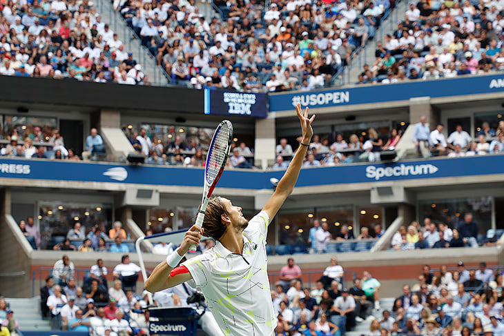 Чтобы продлить карьеру, Надаль стал агрессивнее играть и подавать. В финале US Open не шло, а он все равно победил