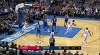 Russell Westbrook with 22 Points  vs. Los Angeles Clippers