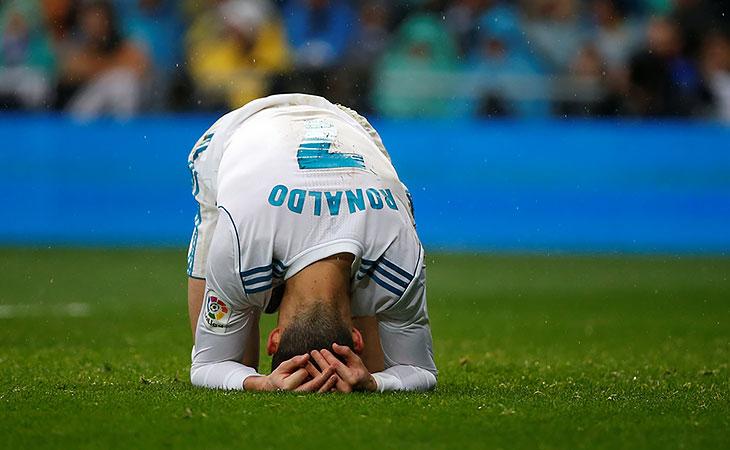 Реал Мадрид, Криштиану Роналду, примера Испания