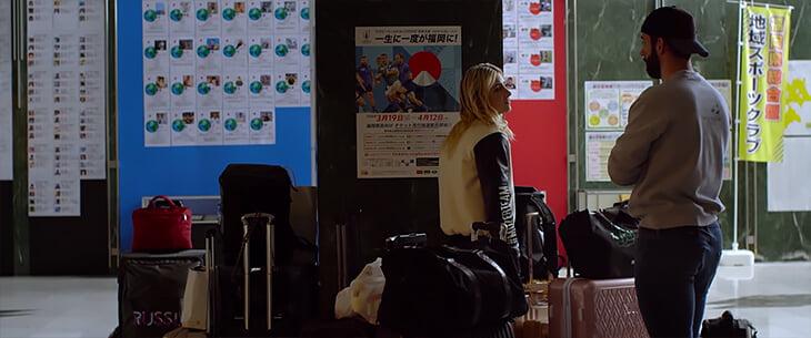 Наконец-то сняли отличный фильм про фигурное катание. Герои – пары из России и США, реальная атмосфера раздевалки и ноль пафоса
