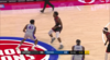 Saddiq Bey gets it to go at the buzzer