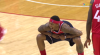 Bradley Beal nails it from behind the arc