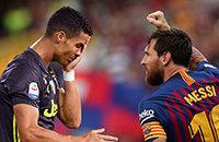Роналду или Месси – что думают FIFA и PES?