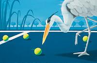 Андре Агасси, челленджеры и турниры ITF, Пьер-Уг Эрбер, Аляж Бедене, Ян-Леннард Штруфф, Микаэль Имер
