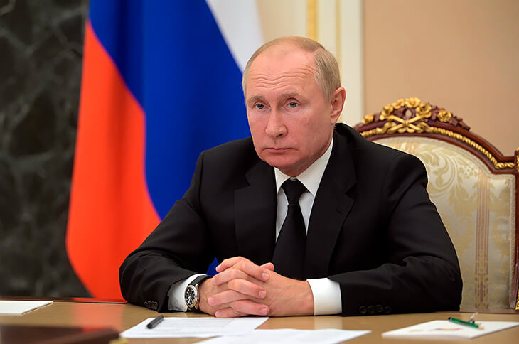 «Еще 20 лет не сыграем на Олимпиаде, если одни иностранцы будут». Путин – против отмены лимита на легионеров